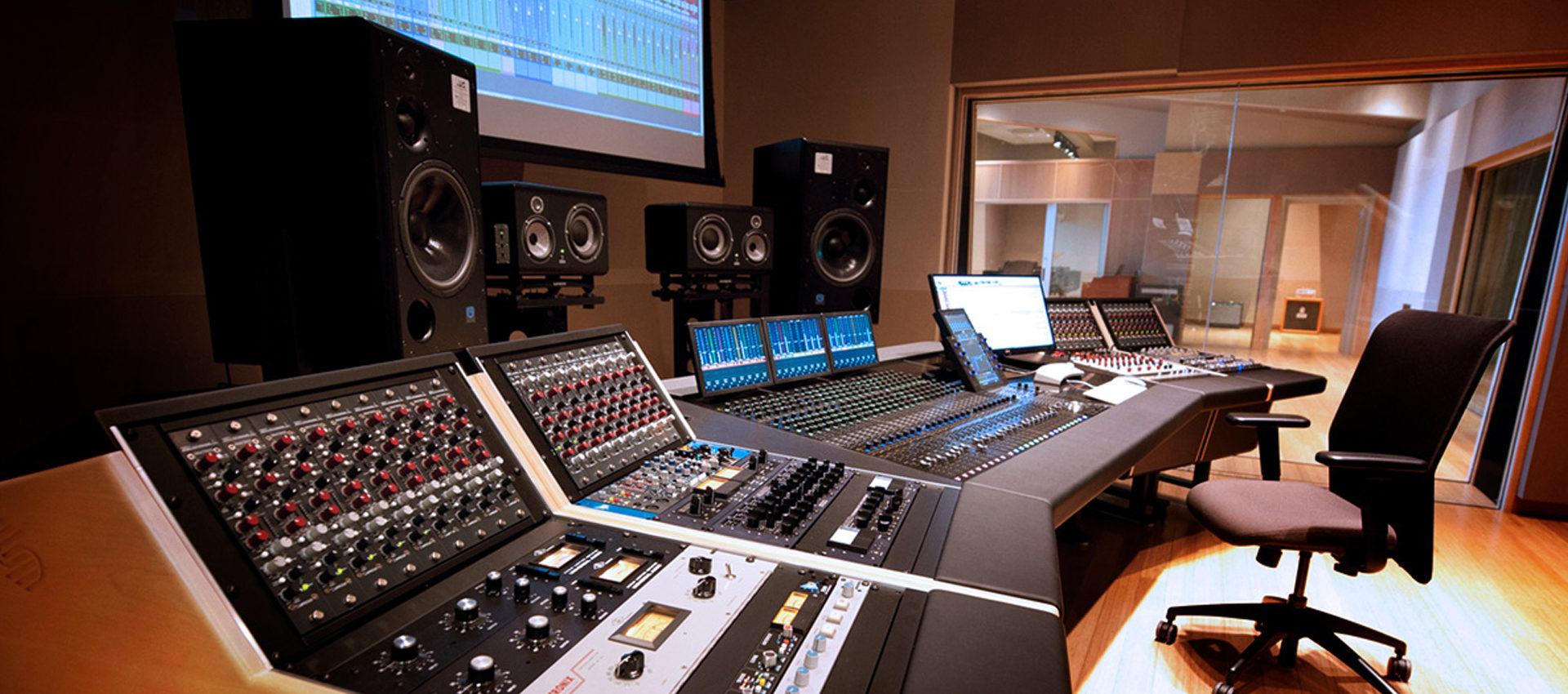 Triad Recording Studios